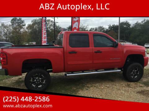 2010 Chevrolet Silverado 1500 for sale at ABZ Autoplex, LLC in Baton Rouge LA