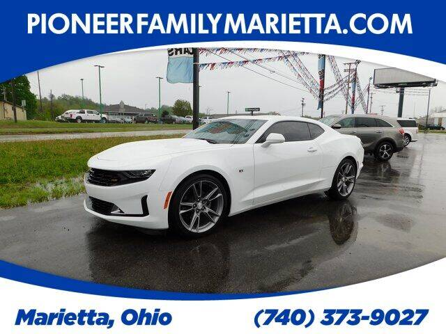 2020 Chevrolet Camaro for sale at Pioneer Family preowned autos in Williamstown WV