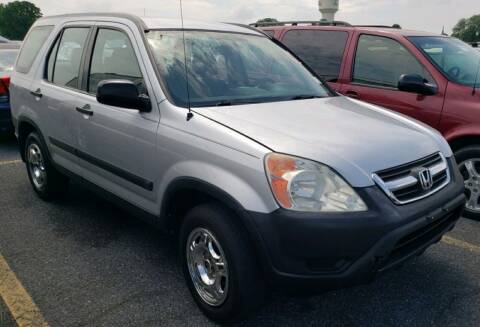 2003 Honda CR-V for sale at Autobahn Motor Group in Willow Grove PA