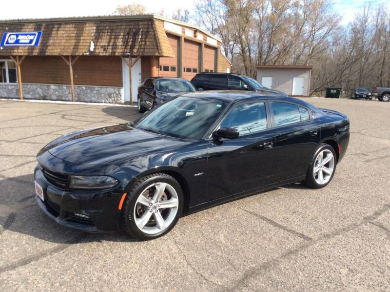 2017 Dodge Charger for sale at MOTORS N MORE in Brainerd MN