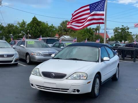 2004 Mercury Sable for sale at KD's Auto Sales in Pompano Beach FL