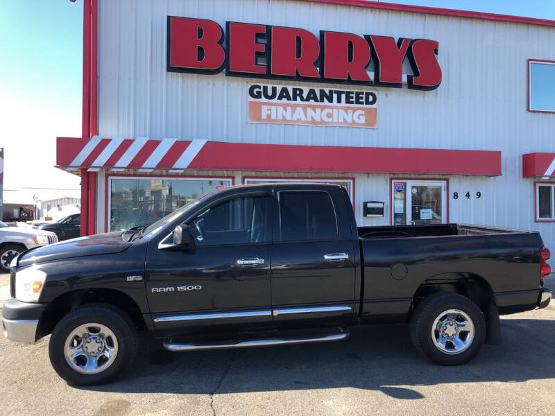 2007 Dodge Ram Pickup 1500 for sale at Berry's Cherries Auto in Billings MT