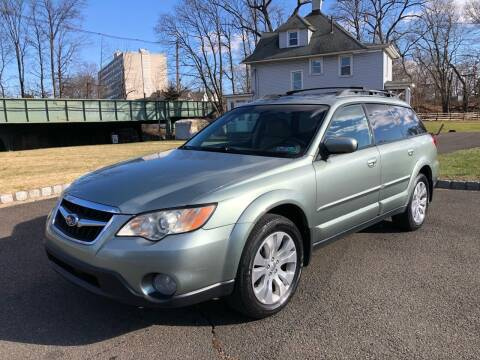 2009 Subaru Outback for sale at Mula Auto Group in Somerville NJ