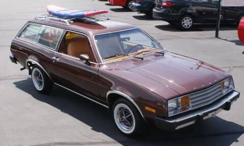 1979 Ford Pinto for sale at Classic Car Deals in Cadillac MI