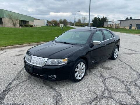 2007 Lincoln MKZ for sale at JE Autoworks LLC in Willoughby OH