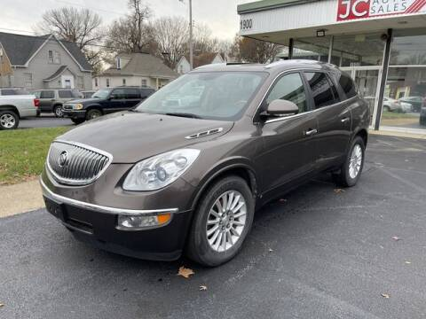 2008 Buick Enclave for sale at JC Auto Sales in Belleville IL