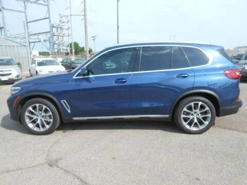 2019 BMW X5 for sale at Salmon Automotive Inc. in Tracy MN