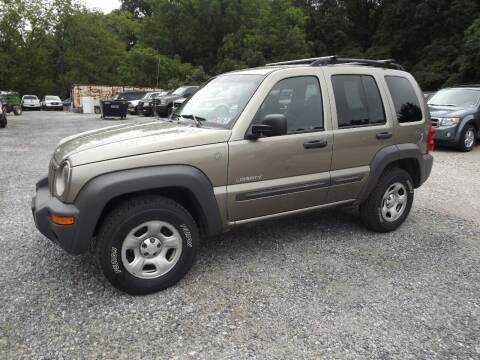2004 Jeep Liberty for sale at Country Side Auto Sales in East Berlin PA