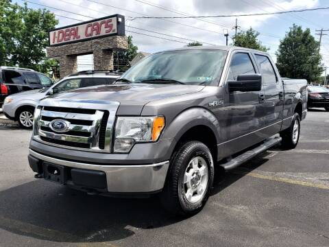 2009 Ford F-150 for sale at I-DEAL CARS in Camp Hill PA