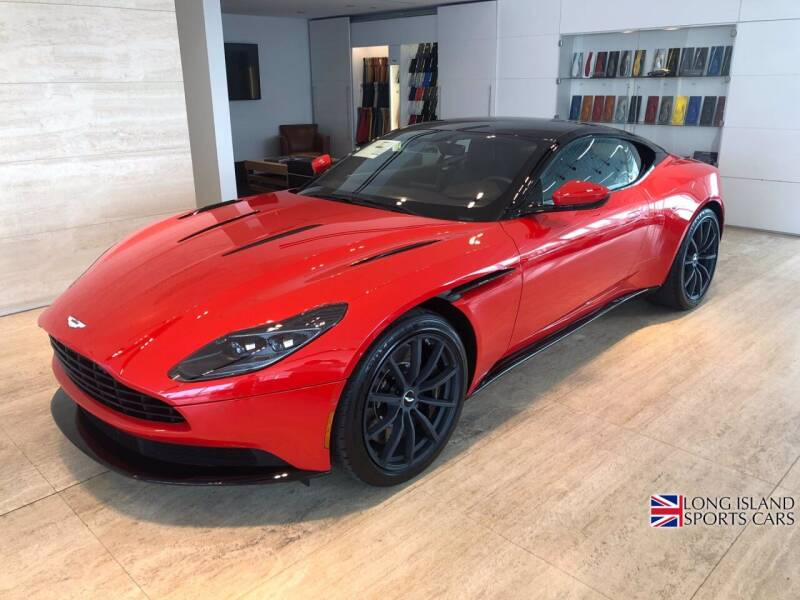 2020 Aston Martin DB11 for sale in Roslyn, NY