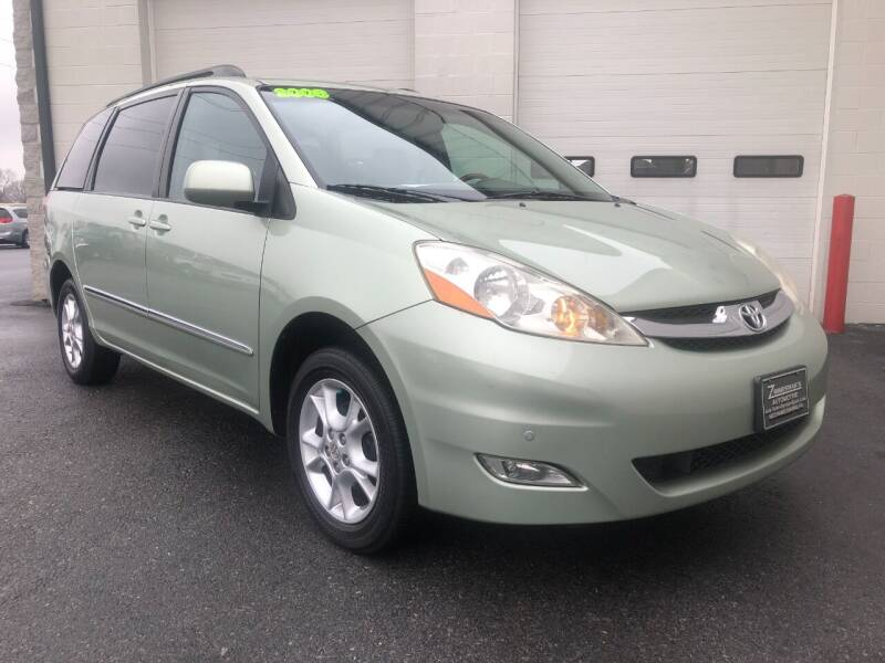 2006 Toyota Sienna for sale at Zimmerman's Automotive in Mechanicsburg PA