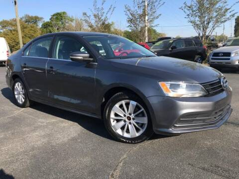 2015 Volkswagen Jetta for sale at Town Square Motors in Lawrenceville GA