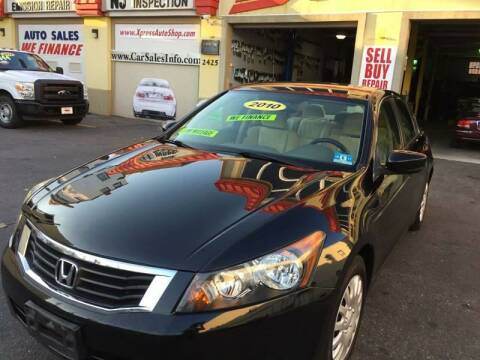 2010 Honda Accord for sale at Xpress Auto Sales & Service in Atlantic City NJ