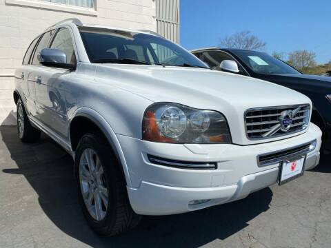 2013 Volvo XC90 for sale at Mag Motor Company in Walnut Creek CA