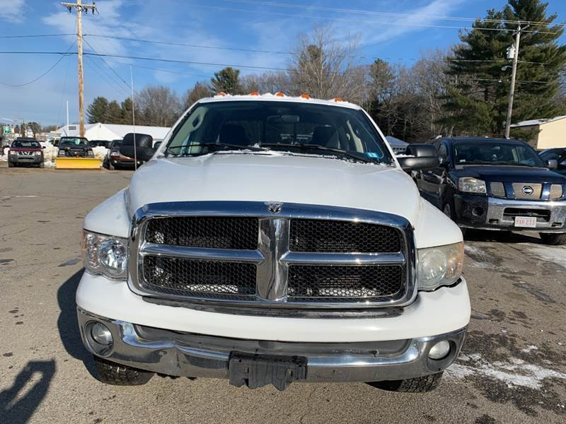 2004 Dodge Ram Pickup 2500 for sale at Official Auto Sales in Plaistow NH