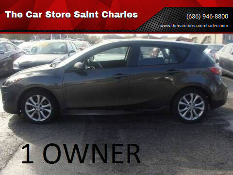 2011 Mazda MAZDA3 for sale at The Car Store Saint Charles in Saint Charles MO