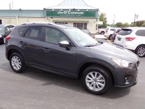 2015 Mazda CX-5 for sale at Jim O'Connor Select Auto in Oconomowoc WI
