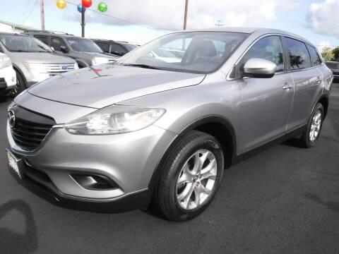2015 Mazda CX-9 for sale at PONO'S USED CARS in Hilo HI