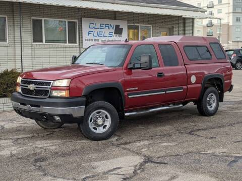 2006 Chevrolet Silverado 2500HD for sale at Clean Fuels Utah in Orem UT