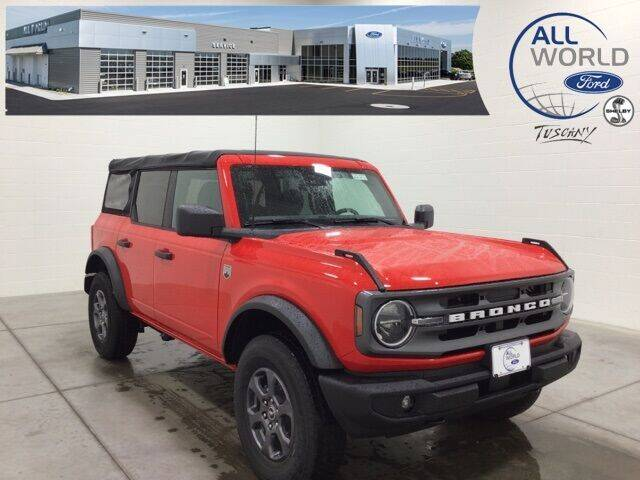 2021 Ford Bronco for sale in Hortonville, WI
