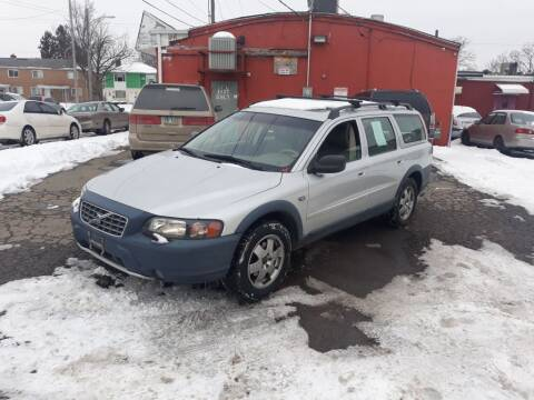 2002 Volvo XC for sale at Flag Motors in Columbus OH