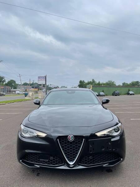 2021 Alfa Romeo Giulia for sale in Levittown, PA