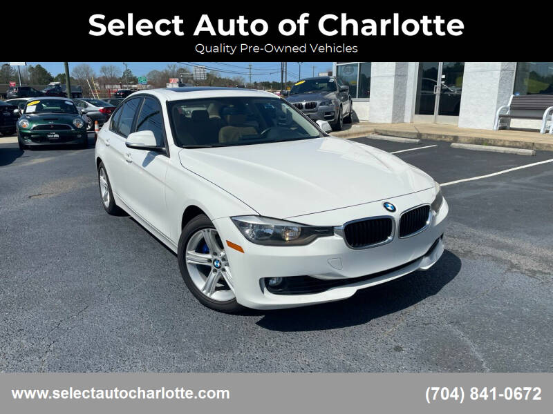 2013 BMW 3 Series for sale at Select Auto of Charlotte in Matthews NC