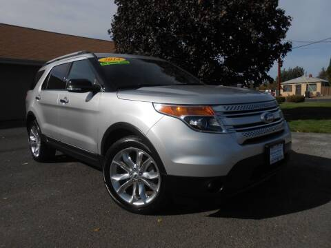 2014 Ford Explorer for sale at McKenna Motors in Union Gap WA