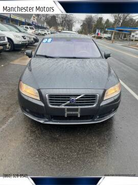 2008 Volvo S80 for sale at Manchester Motors in Manchester CT