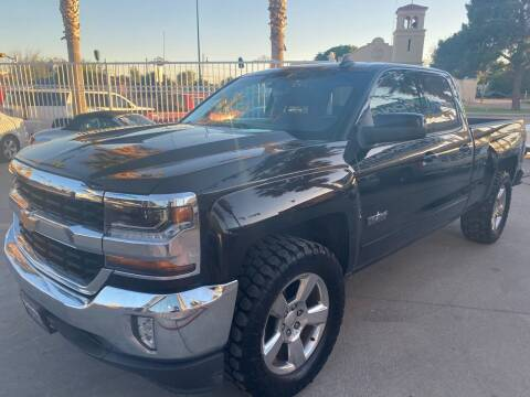 2016 Chevrolet Silverado 1500 for sale at Monaco Auto Center LLC in El Paso TX