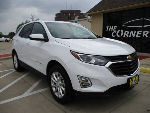2018 Chevrolet Equinox for sale at Cornerlot.net in Bryan TX