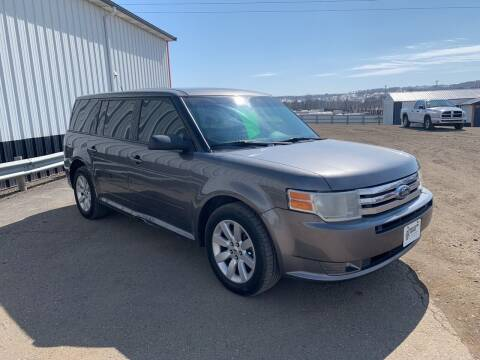 2009 Ford Flex for sale at TRUCK & AUTO SALVAGE in Valley City ND