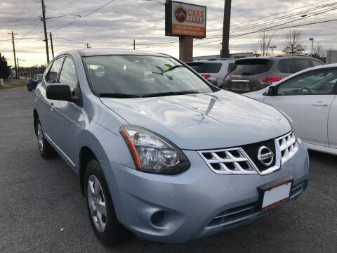 2014 Nissan Rogue Select for sale at Cars 4 Grab in Winchester VA