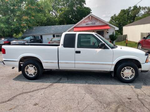 1998 GMC Sonoma for sale at PAUL'S PAINT & BODY SHOP in Des Moines IA