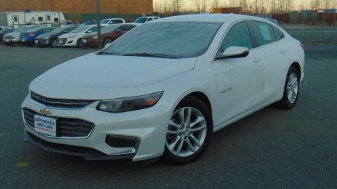 2017 Chevrolet Malibu for sale at Dependable Used Cars in Anchorage AK