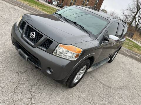 2010 Nissan Armada for sale at Supreme Auto Gallery LLC in Kansas City MO