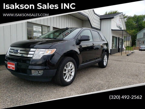2009 Ford Edge for sale at Isakson Sales INC in Waite Park MN