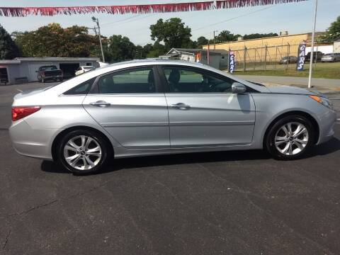 2011 Hyundai Sonata for sale at Kenny's Auto Sales Inc. in Lowell NC