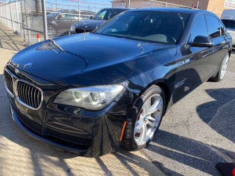 2013 BMW 7 Series for sale at The PA Kar Store Inc in Philadelphia PA