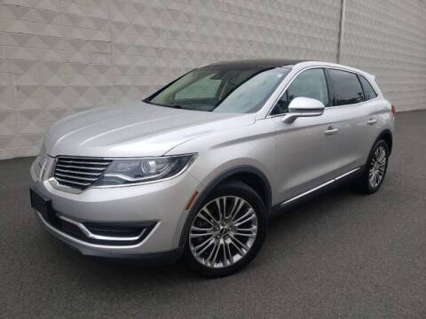 2016 Lincoln MKX for sale at Millennium Auto Group in Lodi NJ