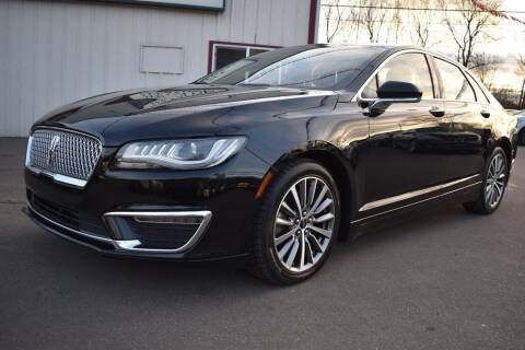 2017 Lincoln MKZ for sale at Dealswithwheels in Inver Grove Heights MN