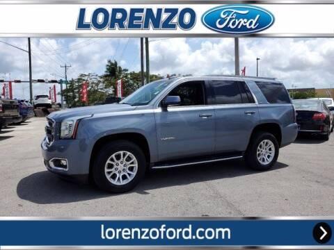 2016 GMC Yukon for sale at Lorenzo Ford in Homestead FL