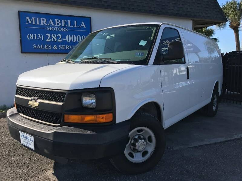 2009 Chevrolet Express Cargo for sale at Mirabella Motors in Tampa FL