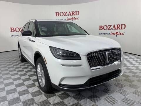 2021 Lincoln Corsair for sale at BOZARD FORD in Saint Augustine FL