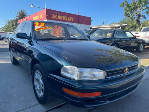1993 Toyota Camry for sale at 3K Auto in Escondido CA