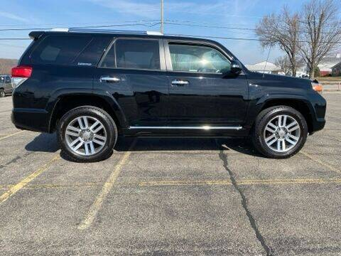 2012 Toyota 4Runner for sale at Newport Auto Group in Austintown OH