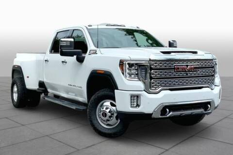 2021 GMC Sierra 3500HD for sale at CU Carfinders in Norcross GA