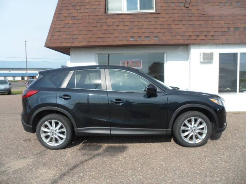 2014 Mazda CX-5 for sale at Paul Oman's Westside Auto Sales in Chippewa Falls WI