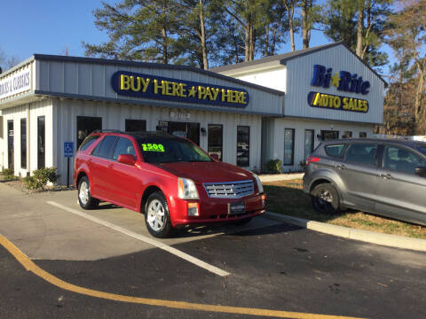 2008 Cadillac SRX for sale at Bi Rite Auto Sales in Seaford DE