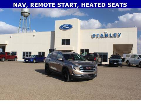 2018 GMC Terrain for sale at STANLEY FORD ANDREWS in Andrews TX